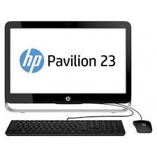 ordinateur de bureau tactile tout en un ordinateur de bureau tactile tout en un hp pavilion 23 p020nk