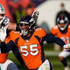 WATCH: Broncos' Bradley Chubb sacks Dolphins' Tua Tagovailoa