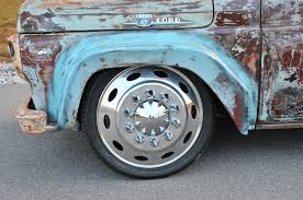 1959 Ford F100- Rough Around The Edges Was Part Of The Plan For This ... Vintage 1960s Ford Truck F250 Dog Dish Hubcaps 1967 1968 1969 1970 Changed Its Shoes Enthusiasts Forums F150 Xlt Chrome Wheel Skins Covers 17 2015 4pc 16 Hub Caps Fits Ford Truck Econoline Van Chromesilver Set Of 2 Cover Old Car 1941 Wikipedia 4pc Van For Inch 7 Lug Slot Rim Steel 1pc Ford Econoline Silver Rims Id To Add Intended 41 Hubcaps Scale Auto Magazine Building Plastic Resin 1942 Clock 1946 Hubcap Classic Etsy