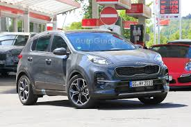 2019 Kia Sportage Looks Ready To Test Its Facelift On The Track In ... A Strong Comeback Kia Launches Frontier K2700 Pickup Truck In 2018 Kia Optima Mid Island Truck Auto Rv Pre Owned 2016 Soul A0275 For Sale National Car Sales 2014 Sportage Gets New Gdi Engine Detail Changes Trend 2017 Pick Up Manual Sample User 1 Carroceras La Llana Doesnt Plan Asegment Crossover Us Market Nor A Pickup Details West K Best 2019 Specs And Review Concept Could Create Hyundai Santa Cruz Based Carscoops