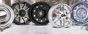 100 Dayton Truck Tires Whats The Difference Between Aluminum And Steel Wheels Les Schwab