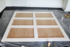 Modern Barn Door DIY – A Beautiful Mess Make Your Own Barn Door Bedroom Fabulous How To Headboard Full Best 25 Diy Barn Door Ideas On Pinterest Sliding Doors Diy Wilker Dos Track Find It Love To Build A Howtos Epbot For Cheap Hdware With Trendy Steel Hcom 6ft Modern Builds Ep 43 Youtube Closet Install Hdware Ana White Grandy Console Projects