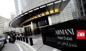 100 The Armani Hotel Dubai Room Rates Down By 40 ArabianBusinesscom