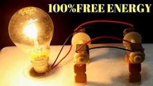 free energy light bulbs 230v for time using magnet