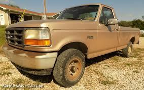 1996 Ford F150 Pickup Truck   Item DA3118   SOLD! September ...