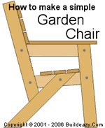 how to make outdoor chairs 16 free plans plans 9 16