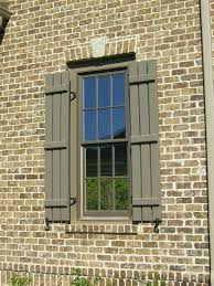 Sunbelt Shutters Creates The Perfect Custom Built Board And Batten For Your Homes Windows Americas Choice Exterior