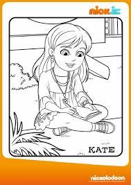 Colora Kate Disegna Con Dora Friends Into The City Su Nick Jr