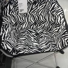 Oversized Saucer Chair Zebra Print by Bedroom Ideas Add Saucer Chair For Contemporary Style To Your