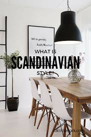100 Scandinvian Design What Is Scandinavian Style Interiorsbykikicom