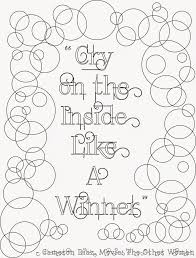 Quotes About Coloring Inside The Lines 45 Best Adult Pages Images On Pinterest