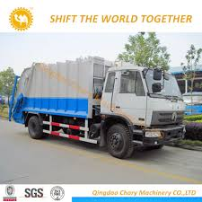 China Collector Compressed 6m3 Compactor Compress Garbage Truck ...