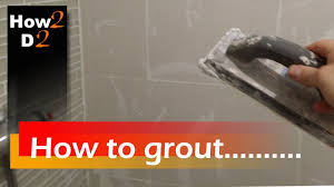grouting tiles how to mix grout grout tile spacers with