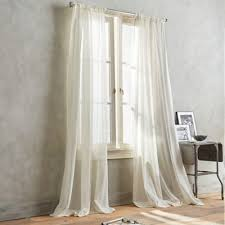 Bed Bath And Beyond Semi Sheer Curtains by Buy Curtain Panels Sheer From Bed Bath U0026 Beyond