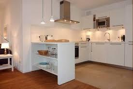 küche offen zum wohnbereich der tresen dient sowohl als