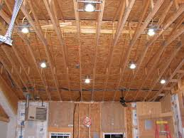 Insulated Cathedral Ceiling Panels by Insulating With Soffit Ridge Vent The Garage Journal Board