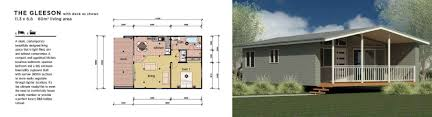 100 One Bedroom Granny Flats Flat Residential Plans Factory Built Manufactured Homes