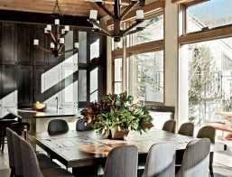 Rustic Country Dining Room Ideas Alliancemvcom