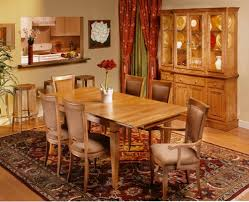 Mesmerizing Real Wood Dining Room Sets Tables Markham Canadian Solid Table Made In Usa With