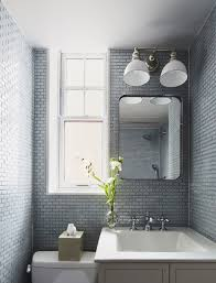10 Small-Bathroom Ideas To Make Your Bathroom Feel Bigger ... Modern Bathroom Small Space Lat Lobmc Decor For Bathrooms Ideas Modern Bathrooms Grey Design Choosing Mirror And Floor Grey Black White Subway Wall Tile 30 Luxury Homelovr Bathroom Ideas From Pale Greys To Dark 10 Ways Add Color Into Your Freshecom De Populairste Badkamers Van Pinterest Badrum Smallbathroom Make Feel Bigger Fascating Storage Cabinets 22 Relaxing Bath Spaces With Wooden My Dream