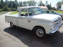 100 1960s Ford Truck A Clean Simple And Beautiful 1966 F100 Scom