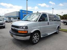 2017 Chevrolet Express Explorer Limited