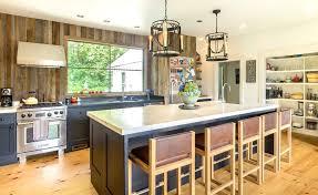 rustic kitchen island lighting ideas home design