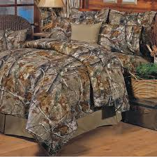 Camouflage forter Sets California King Size Realtree All