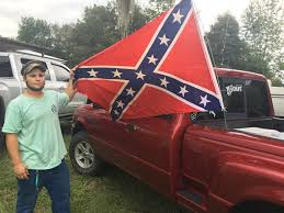 100 Rebel Flag Truck Clay High School Student Threatened With Referral Over Confederate