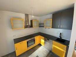gebrauchte küche mit geräten und neuer bosch spülmaschine