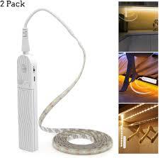 wasserdichtes 5v usb bewegungssensor led licht streifen