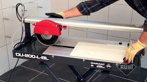 Workforce Tile Cutter Thd550 Manual by Wet Tile Cutter Tile Cutter Wet Diamond Rubi Dc250 Wet Bridge