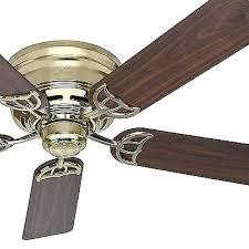 ceiling fan 54 hunter prestige ceiling fan brushed cocoa finish