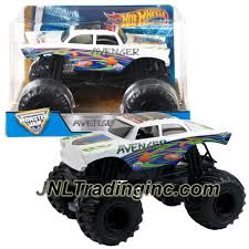 Hot Wheels Year 2016 Monster Jam 1:24 Scale Die Cast Monster Truck ... Hot Wheels Monster Jam 124 Diecast Alien Invasion At Hobby Dragon Blast Challenge Play Set Amazoncom Scale Mega Rex Vehicle Image Ccp73 Hot Wheels Monster Jam Smashup Station Track Set Team Firestorm Trucks Wiki Fandom Powered Mutants Thekidzone Jual Crusader Di Lapak Bancilik 164 Assorted Big W Brick Wall Breakdown Track Shop The Warehouse Mainan Anak Hot Wheels Monster Jam 21572 Random 25th Anniversary Collection Toysrus