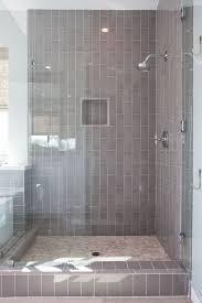 Grey Tiles Bathroom Ideas by Best 25 Gray Shower Tile Ideas On Pinterest Grey Tile Shower