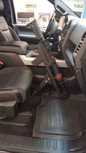 100 Gun Racks For Trucks D Truck Universal Front Seat Mount Kit For AR Rifle Carrier