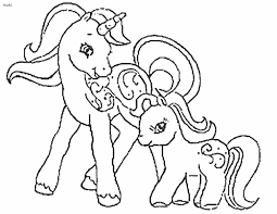 Pages All About Unicorn Print Coloring Pagesac