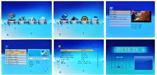 cadre photo numérique 12 pouces et lecteur multimedia avec