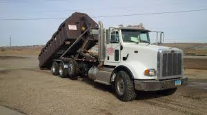 100 Roll Off Truck Western ND Construction Waste Removal And Service