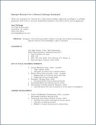 Canadian Resume Examples For Highschool Students Feat