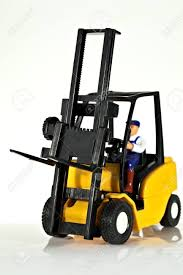 100 Toy Forklift Truck A Stock Photo Picture And Royalty Free Image