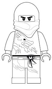 Awesome Lego Ninjago Coloring Pages 37 With Additional Free Book