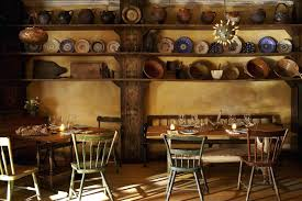Home DesignModern Rustic Restaurant Decor Siudy