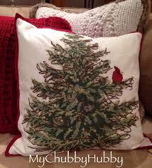 Pottery Barn Decorative Pillows Ebay by Nwt Pottery Barn Cardinal Bird In Tree Pillow Cover Holiday