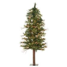 Vickerman Pink Christmas Tree by Interactive Image Of Led Lighted Gold Miniature Artificial