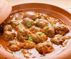 cuisine orientale cuisine orientale boulettes de kefta à la marocaine