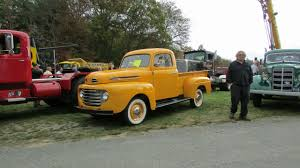 100 Antique Truck LancasterMA 36th Annual Show 10152017 YouTube