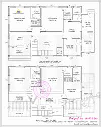 100 Duplex House Plans Indian Style Licious Simple 4 Bedroom 2 Story Bedrooms