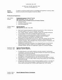 Free Download 14 Awesome Law Enforcement Resume Template Sample Of Police Example