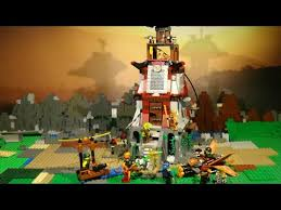 siege lego lego ninjago the lighthouse siege review 70594